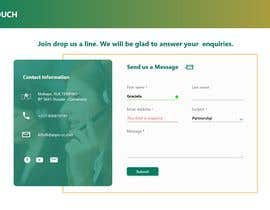 #23 for UI/UX Designer - Contact form by yosiiaa