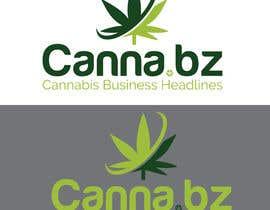 #72 для Logo for Canna.bz - Cannabis Business Headlines от MHdesignBD