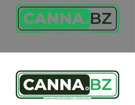 #75 для Logo for Canna.bz - Cannabis Business Headlines от MHdesignBD