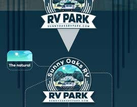 #50 untuk Two Logo Designs and a Flyer For an RV Park oleh faitihaa