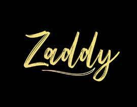#2 for zaddy logo af zainashfaq8