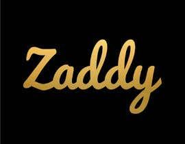 #12 for zaddy logo af zainashfaq8
