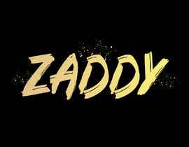#17 for zaddy logo af zainashfaq8