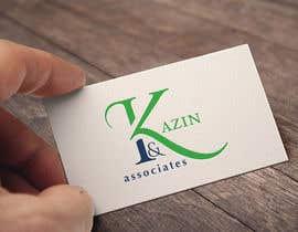 #127 untuk Kazin & Associates Company Logo Design oleh Nawab266