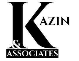 #124 untuk Kazin & Associates Company Logo Design oleh graphicrivar4