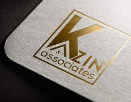 gems49 tarafından Kazin & Associates Company Logo Design için no 247