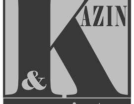 #134 untuk Kazin & Associates Company Logo Design oleh bulbulhossain101