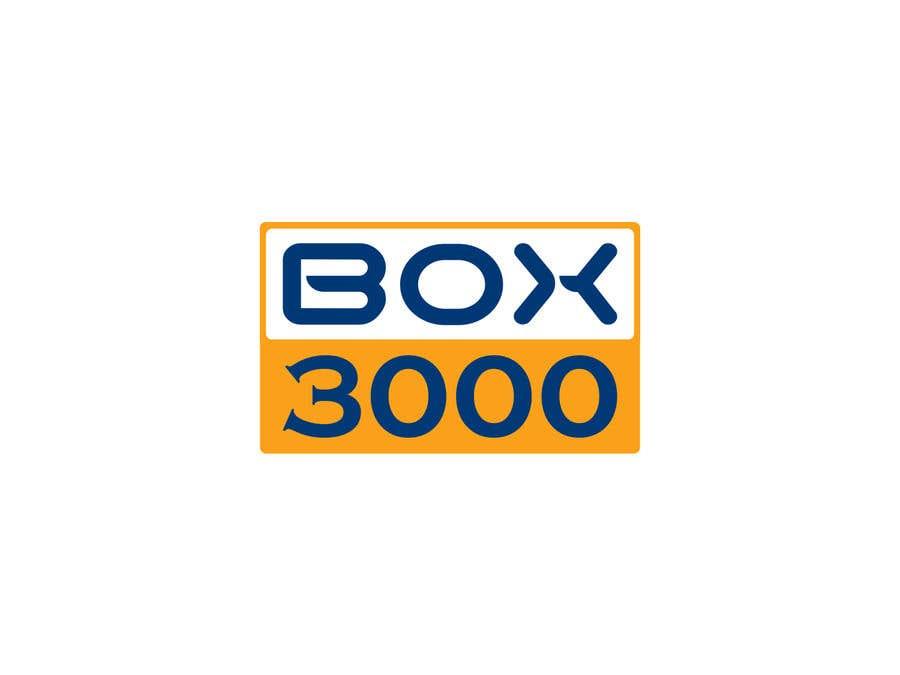 Konkurrenceindlæg #30 for BOX 3000 logo design