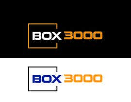 #31 for BOX 3000 logo design af rakibulhuq