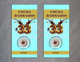 #54 for drinking chocolate label af gkhaus