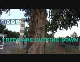 Nro 5 kilpailuun Edit video about avoiding cutting down trees *nature lover* käyttäjältä Omorspondon