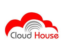 nº 18 pour Logo Design for 'Cloud House' par woow7