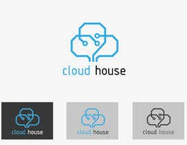nº 88 pour Logo Design for 'Cloud House' par anamiruna
