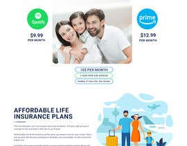 #52 for LANDING PAGE by TheSRM