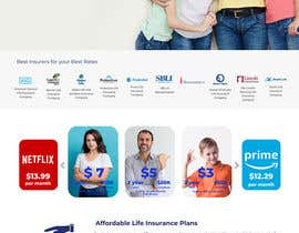 #44 for LANDING PAGE by alexandrsur