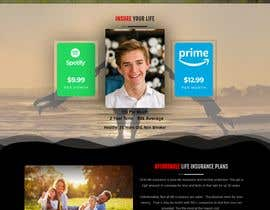 #45 for LANDING PAGE by Talhatlp