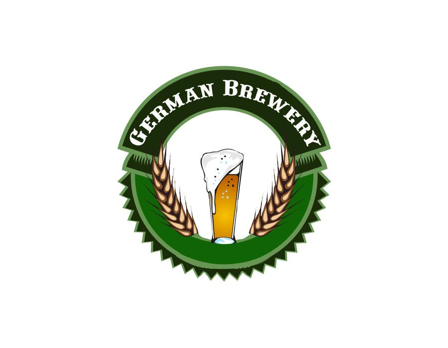 Contest Entry #1 for Logo for a German Brewery