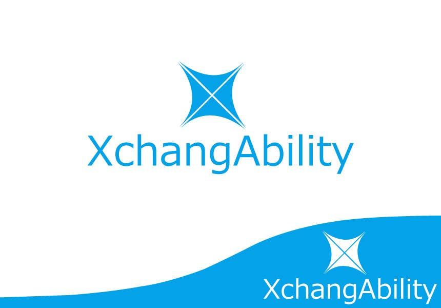 Penyertaan Peraduan #10 untuk Logo Design for XchangAbility