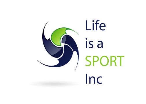 Penyertaan Peraduan #56 untuk Life is a Sport Inc