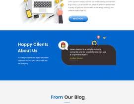 #27 untuk Startup company needs a website design oleh husainmill