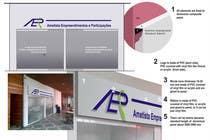 Contest Entry #9 for Illustration Design for office storefront