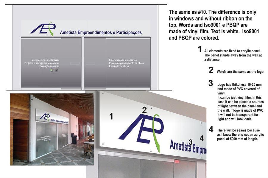 #20 for Illustration Design for office storefront by arturkh