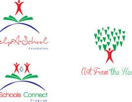 #17 for Design 3 Logos for Help-A-School Foundation af lfmarqx