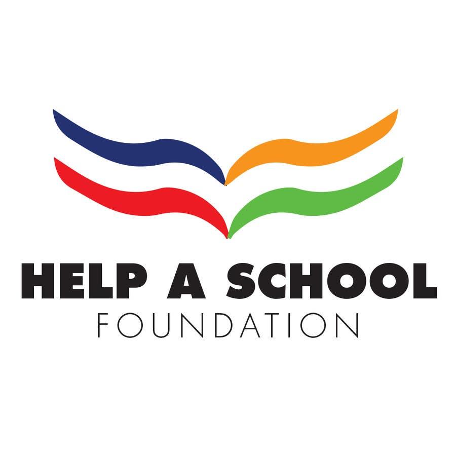 Konkurrenceindlæg #                                        24                                      for                                         Design 3 Logos for Help-A-School Foundation