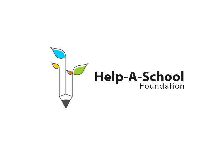Konkurrenceindlæg #                                        9                                      for                                         Design 3 Logos for Help-A-School Foundation