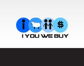 nº 184 pour Logo Design for iyouwebuy (web page name) par pupster321