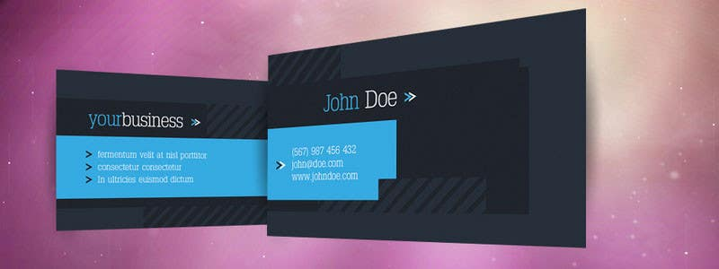 Bài tham dự cuộc thi #                                        2                                      cho                                         Business Card Design