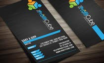 Graphic Design Konkurrenceindlæg #40 for Business Card and letterhead Design for The Profit Cube