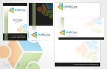 Graphic Design Inscrição do Concurso Nº21 para Business Card and letterhead Design for The Profit Cube