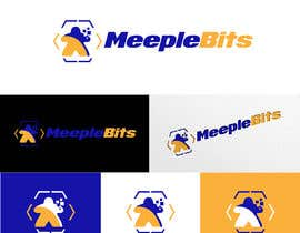 #158 for Logo for MeepleBits by logoque