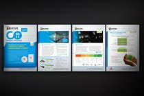 Graphic Design Konkurrenceindlæg #74 for Brochure Design for Electro Sense