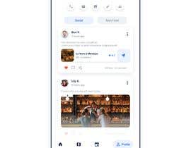 #52 для Mobile App design contest - nightlife App от graphiative