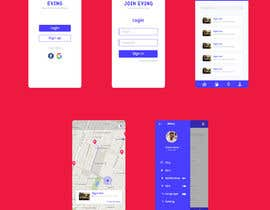 #19 для Mobile App design contest - nightlife App от RoyalEffects