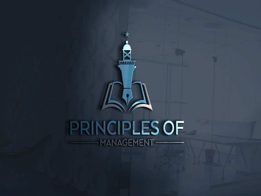 Penyertaan Peraduan #219 untuk Design a logo for my 1st year University management course
