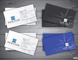 #115 para Business Card Design for New Star Environmental de MaxDesigner