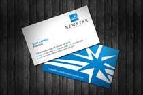 Graphic Design Entri Peraduan #11 for Business Card Design for New Star Environmental