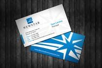 Graphic Design Entri Peraduan #12 for Business Card Design for New Star Environmental