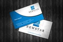 Graphic Design Entri Peraduan #19 for Business Card Design for New Star Environmental