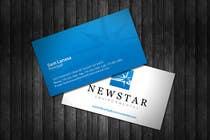 Graphic Design Entri Peraduan #17 for Business Card Design for New Star Environmental