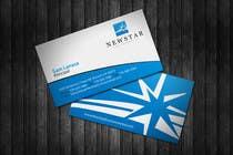 Graphic Design Entri Peraduan #20 for Business Card Design for New Star Environmental