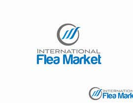 #44 for Design a Logo for International Flea Market af GraphicsXperts