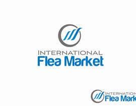 #44 for Design a Logo for International Flea Market by GraphicsXperts