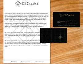 #26 para Design Business card and letter head por azizurshahin
