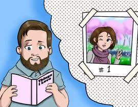 nº 15 pour Illustration, cartoon, caricature par JfLuis