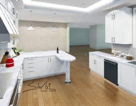 #3 cho Kitchen/Dining Room Remodel bởi EstebanGreen