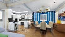 Kitchen/Dining Room Remodel için Building Architecture12 No.lu Yarışma Girdisi